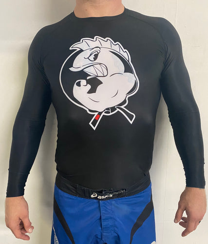 Long Sleeve Hellfish Rashguard
