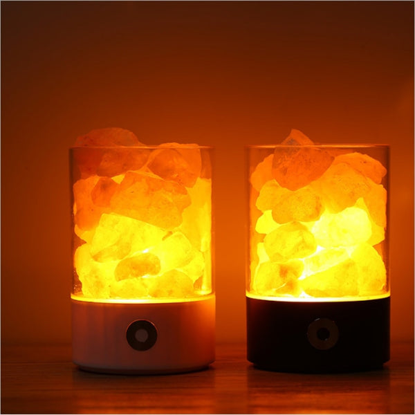Crystal Natural Himalayan Salt Lamp