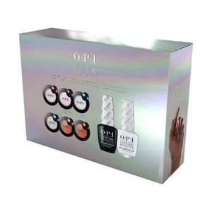 OPI Chrome Effects Intro Kit