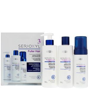 L'Oreal Professionnel Serioxyl Kit 3 625ml - Shampoo, Acondicionador y Tratamiento  OUTLET