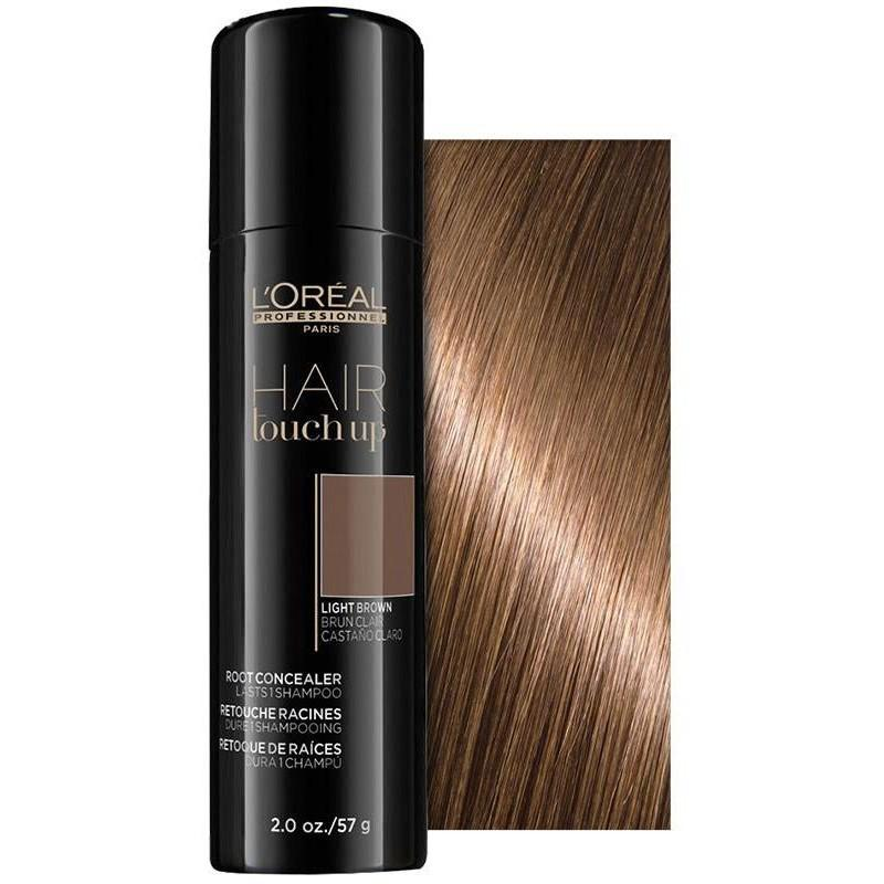 L'Oreal Professionnel Touch Up Light Brown 75ml