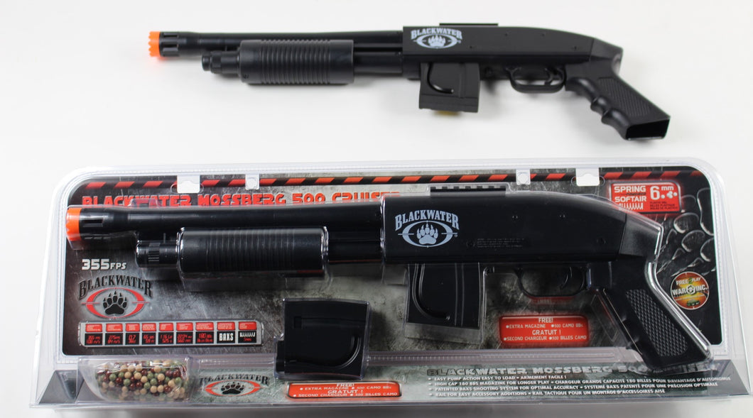 Black Water MossBerg 500 cruiser