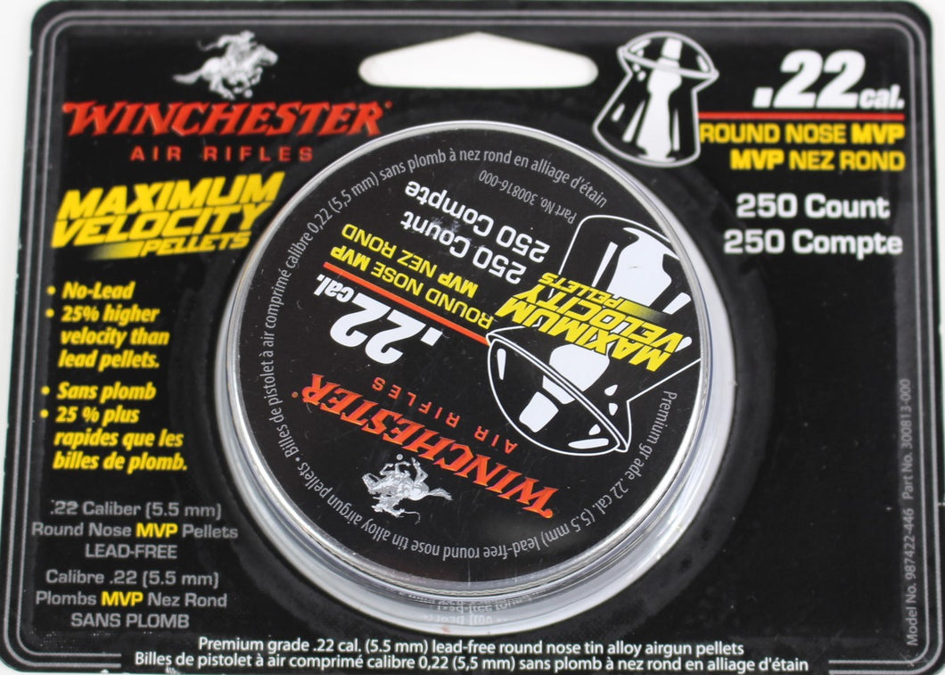 Winchester .22 CAL 5.5 MM Pellets Air Rifle Airguns