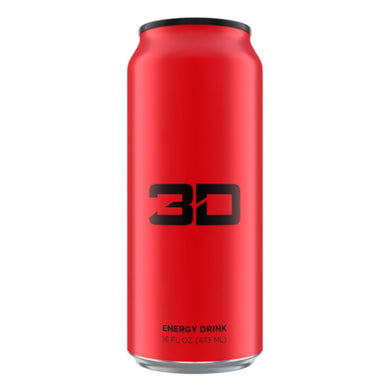 3d energy red suikervrij