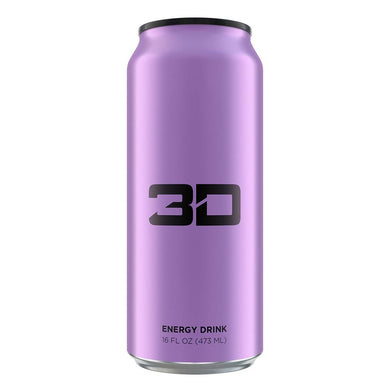 3D energy purple suikervrij