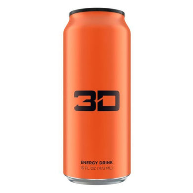 3D energy orange suikervrij