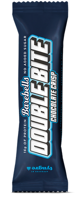 Barebells Protein Bar Double Bite Chocolate Crisp 12 x 55g