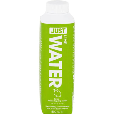 JUST WATER LIME