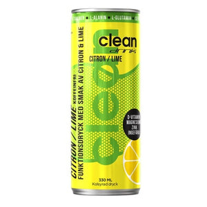 CLEAN DRINK LEMON/LIME