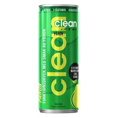 CLEAN DRINK PEER