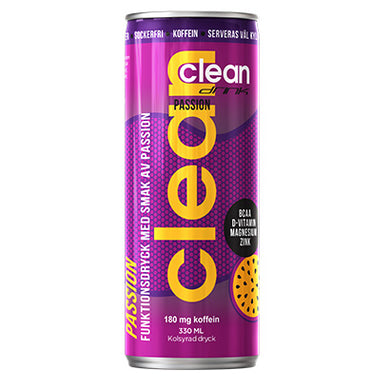 CLEAN DRINK PASSION