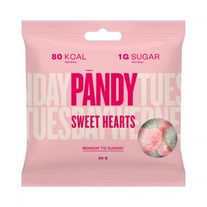 Pandy Protein Sweet Hearts