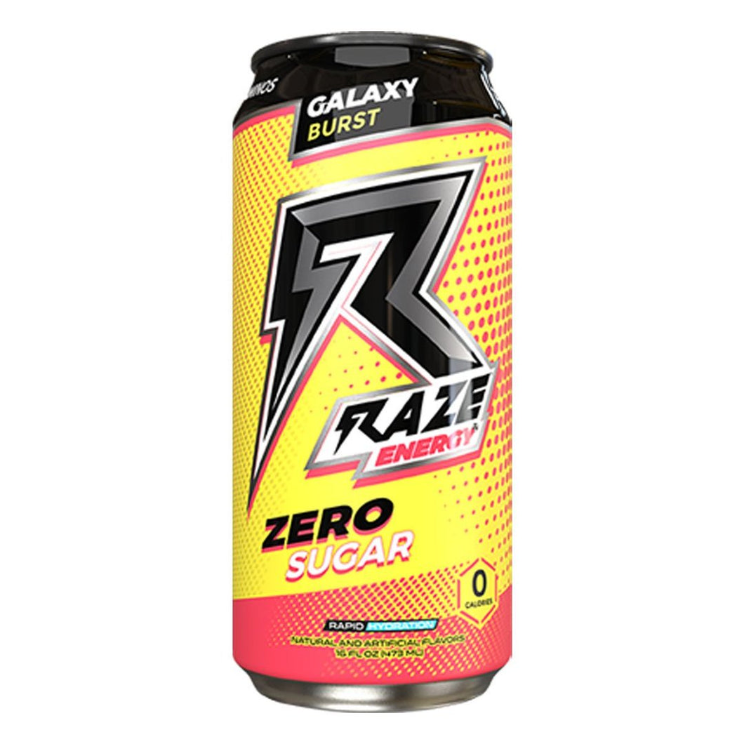 Raze energy galaxy burst suikervrij