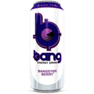 bang energy bangster berry suikervrij