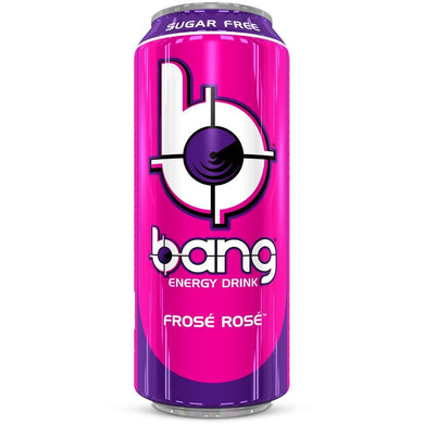 Bang energy frose rose suikervrij