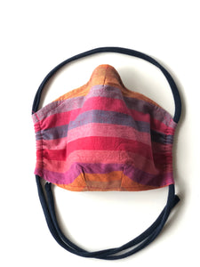 3 layer Cloth Mask with filter pocket [SEWN GOODS]