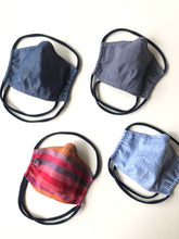 "Load image into Gallery viewer, 2 Layer ""Lightweight"" Cloth Mask [SEWN GOODS]"