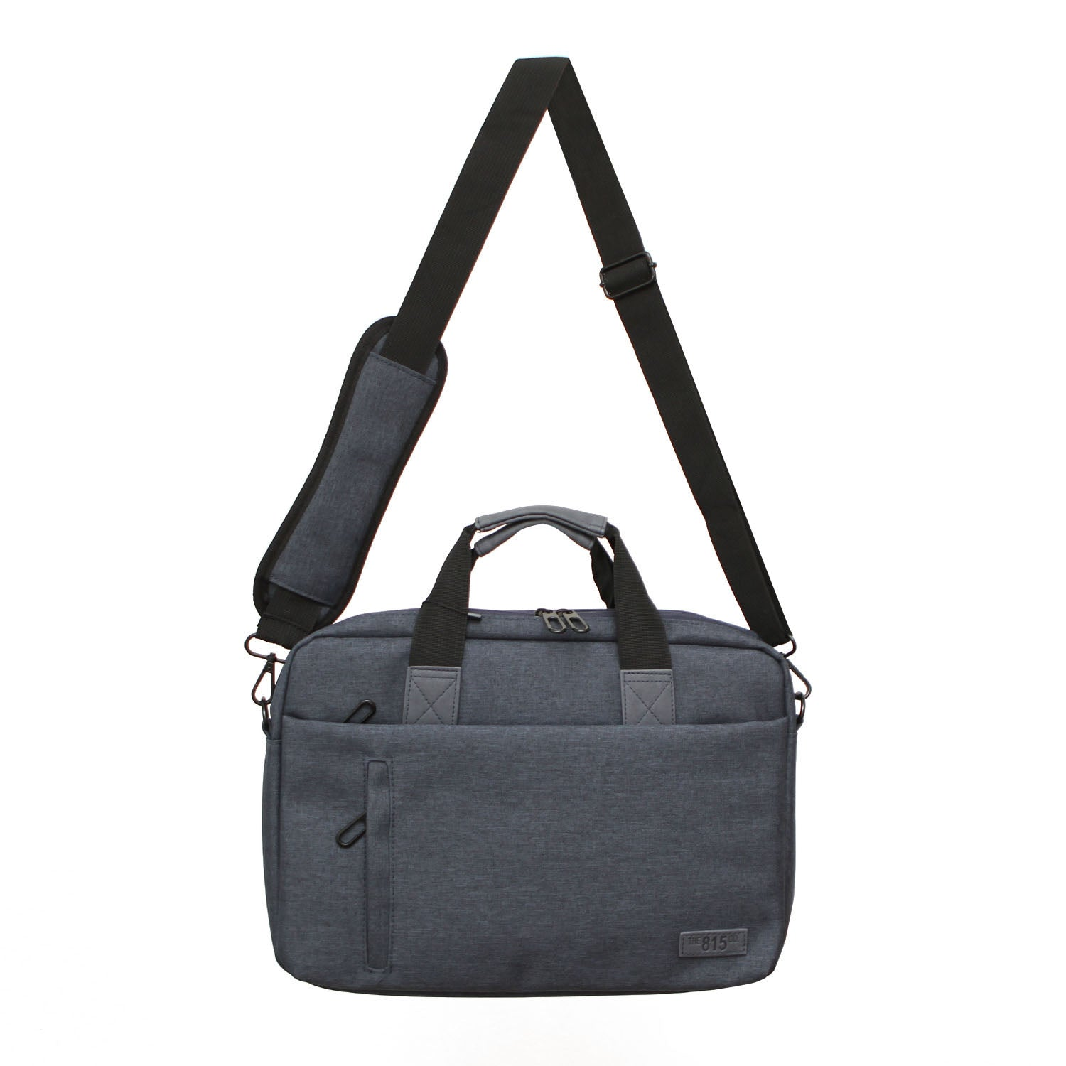 "The Serena Laptop Bag 14"" in Navy Blue"