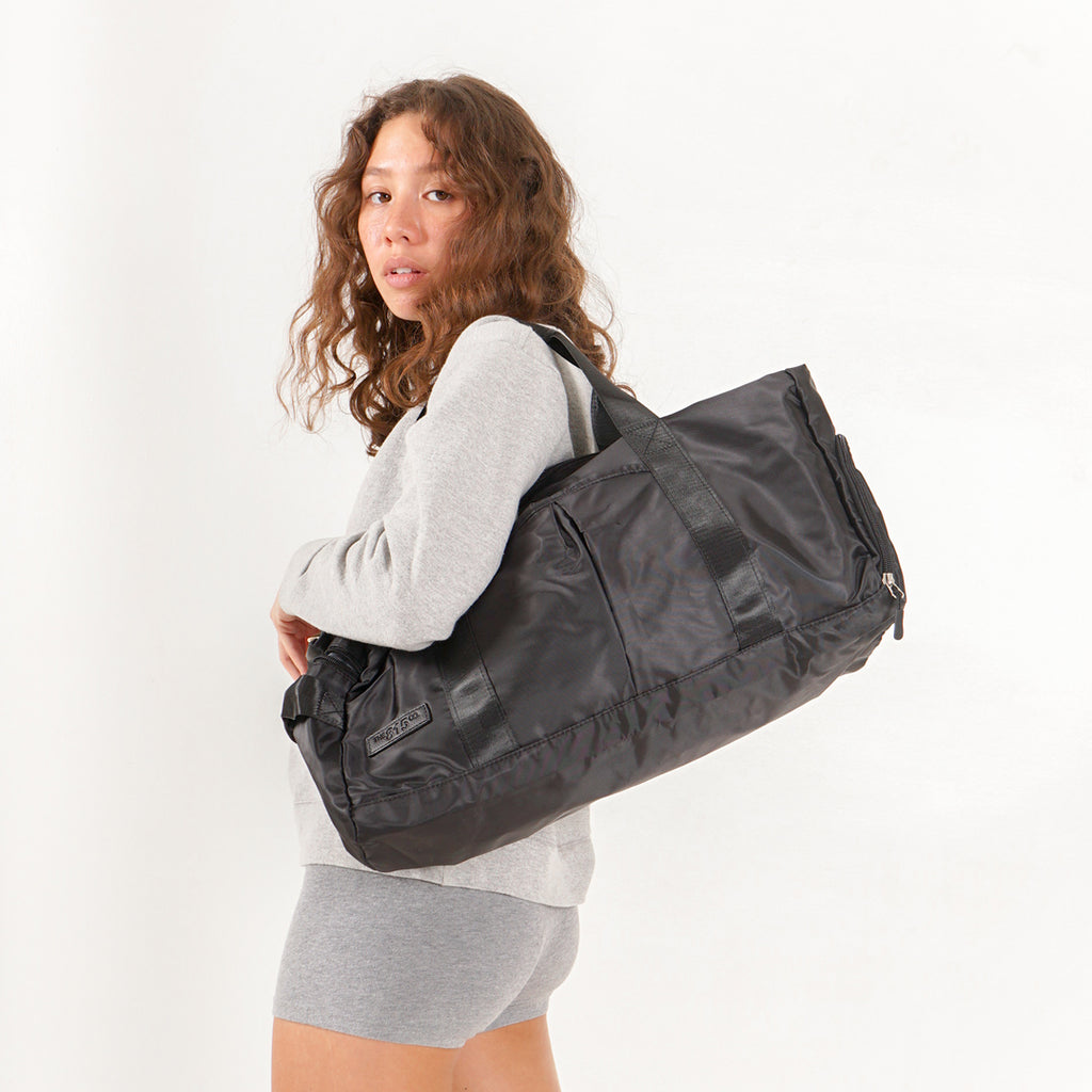 Blair Sports Duffle Bag in Black