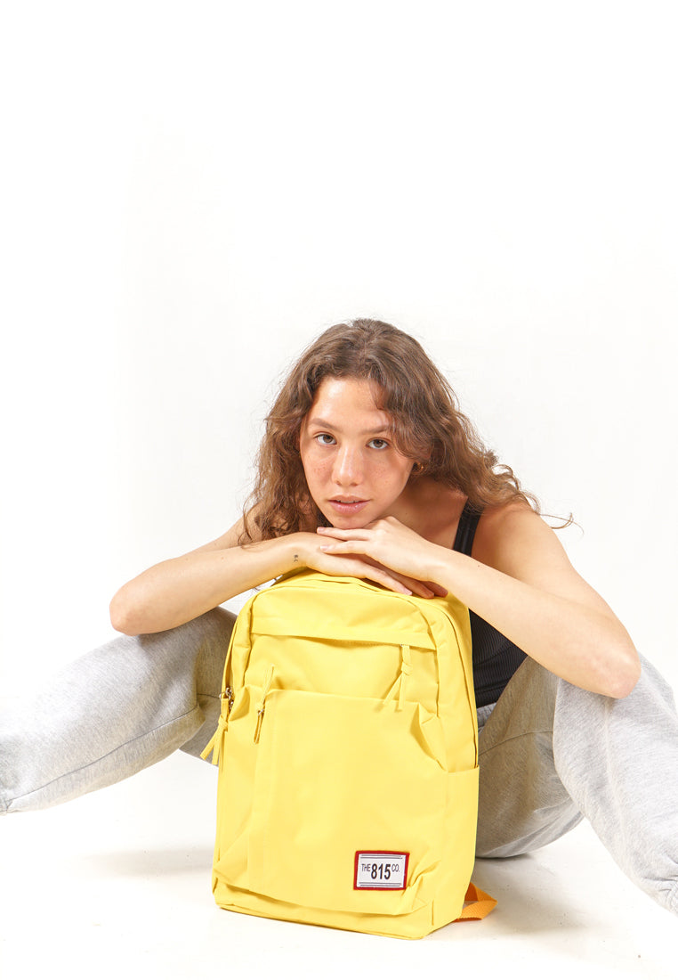 Jenny Backpack in Yellow