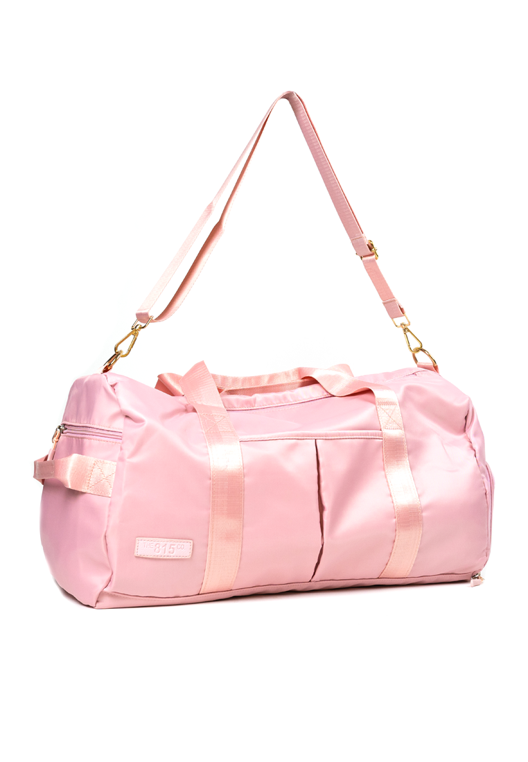 Blair Sports Duffle Bag in Pink