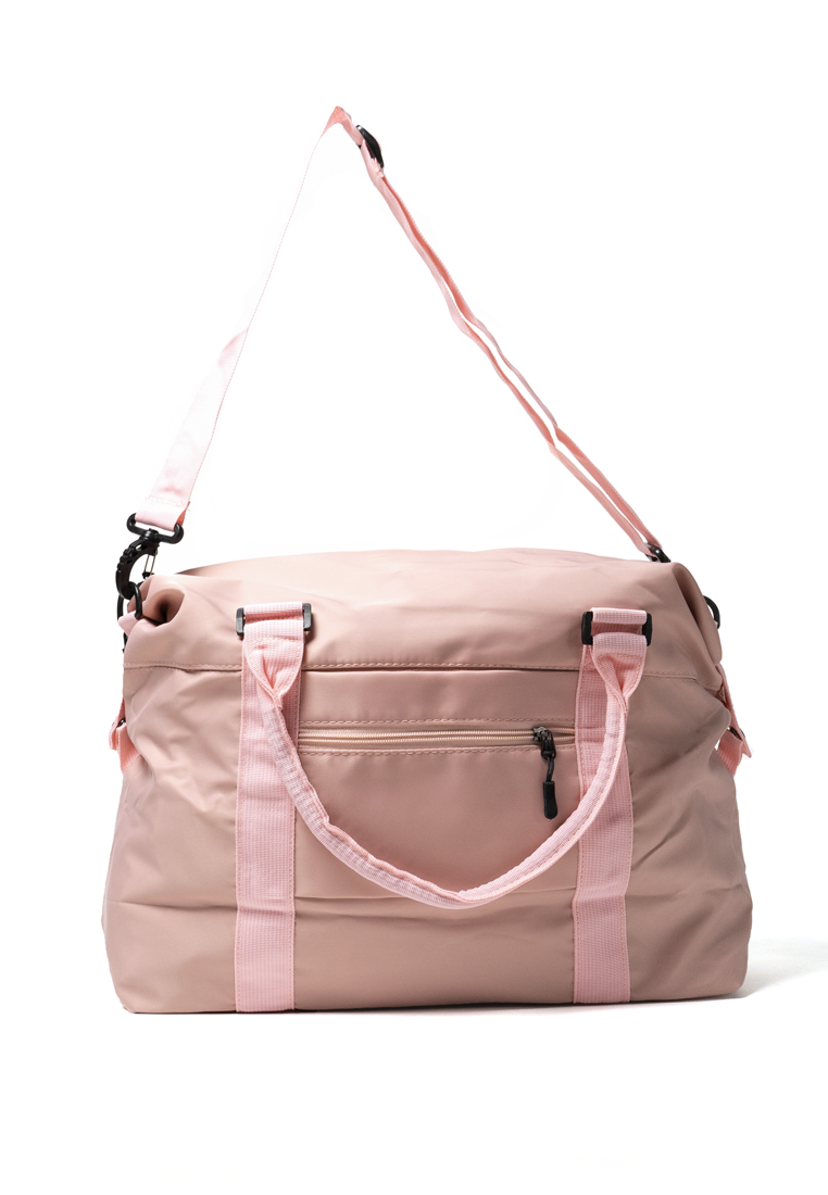 Vanessa Sports Duffle Bag in Pink