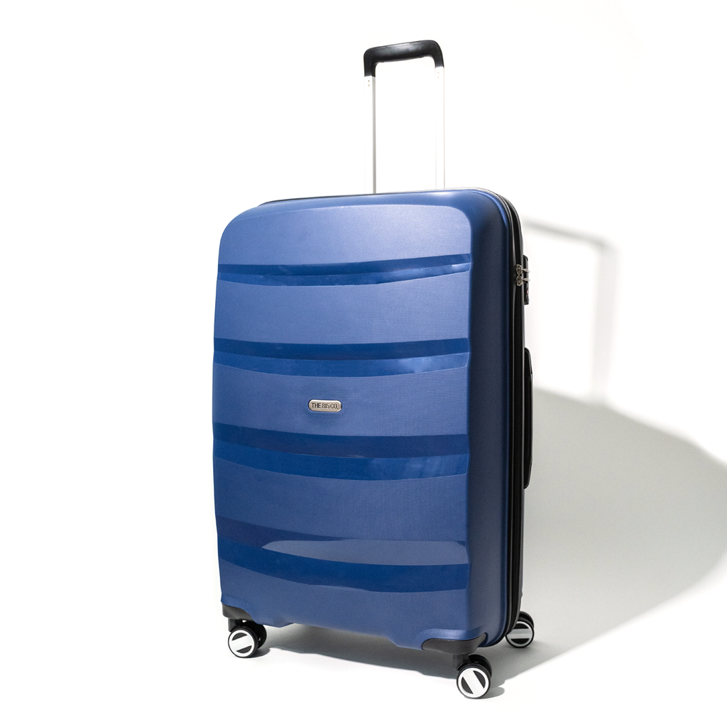 "Delta Check In 24"" Medium Blue"