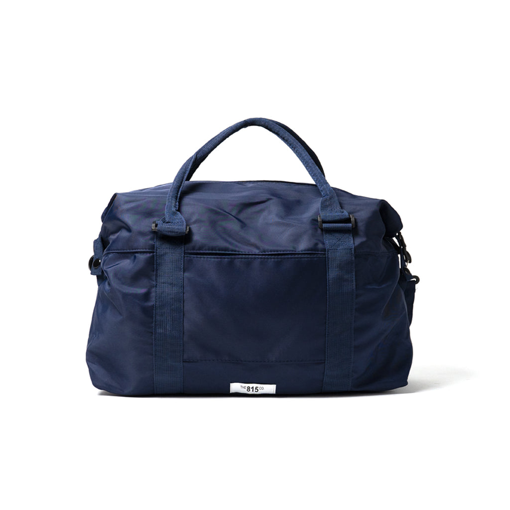 Vanessa Sports Duffle Bag in Navy Blue