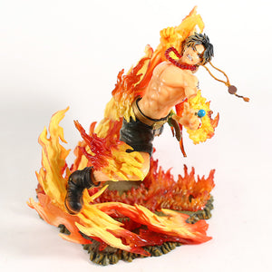 Figurine Ace Fire Fist