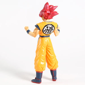 Figurine Goku SSJ God
