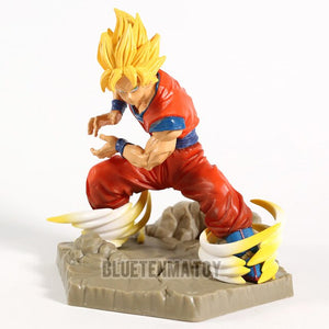 Figurine Goku X Végéta X Trunks