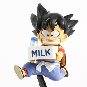 Figurine Son Goku Milk