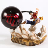 Figurine Luffy Gear 3