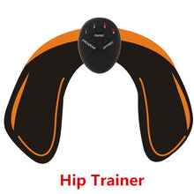 Load image into Gallery viewer, 2/4/6/8pcs Set Hip Trainer Abdominal machine electric muscle stimulator ABS ems Trainer Body slimming Massage without retail box
