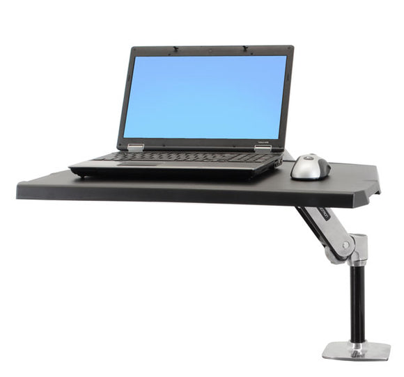 WorkFit-P, Sit-Stand Workstation - TechExpress