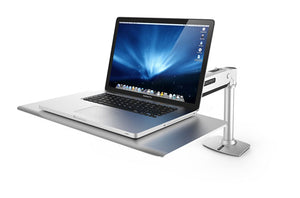 WorkFit-P, Sit-Stand Workstation, for Apple - TechExpress