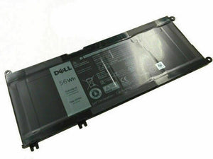Genuine Dell Inspiron 15 7773 7577 7778 56wh Laptop Battery 56wh J9NH2 33YDH - TechExpress