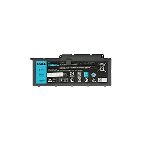 Dell 58 WHr 4-Cell Primary Lithium-Ion Battery - TechExpress