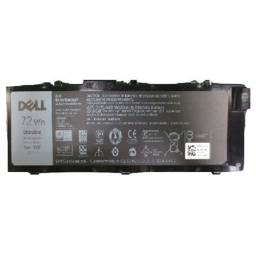DELL 451-BBSB notebook spare part Battery - TechExpress