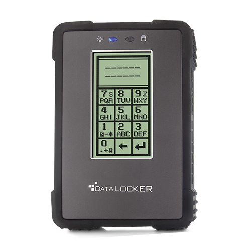 DataLocker DL2 500GB - TechExpress