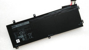 Dell XPS 15 9550 Precision 5510 56Wh 11.4V Battery 0M7R96 M7R96 - TechExpress
