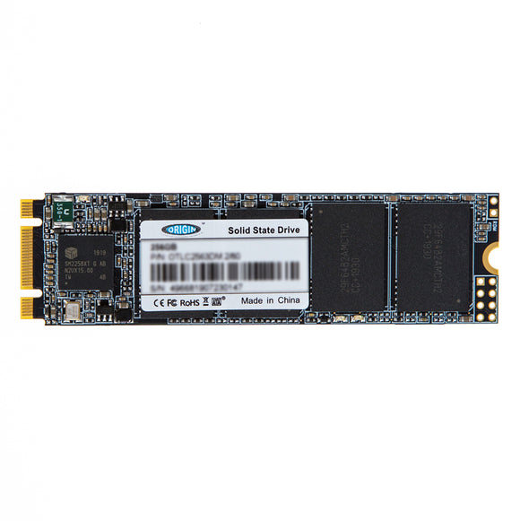 Origin Storage NB-2403DSSD-NVMEM.2 internal solid state drive M.2 240 GB PCI Express 3.0 3D TLC NVMe
