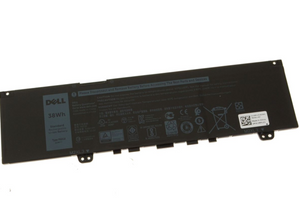 Dell OEM Original Inspiron 13 (7370 / 7373) 38Wh 3-cell Laptop Battery - F62G0 - TechExpress