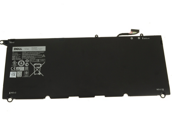 Dell XPS 13 9343 52Wh 4-cell Laptop Battery - JD25G - TechExpress