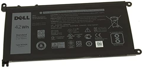 Dell 11.1V 42Wh Battery Y3F7Y 0Y3F7Y - TechExpress