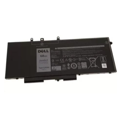 Primary 4-Cell, 68 W/Hour Battery - Lat 5280,5480,5580,5490