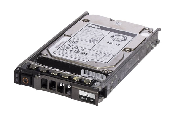 0FPW68 Dell 600-GB 12G 15K 2.5 SAS w/G176J - TechExpress