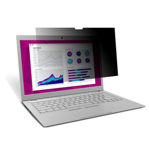 3M™ High Clarity Privacy Filter for Microsoft® Surface Laptop with COMPLY™ Attachment System (HCNMS002) - TechExpress