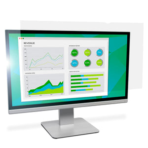 "3M™ Anti-Glare Filter for 19"" Standard Monitor (AG190C4B) - TechExpress"
