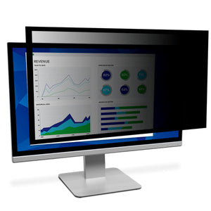 "3M™ Framed Privacy Filter for 20"" Widescreen Monitor (16:10) (PF200W1F) - TechExpress"